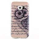 Buy Music Pattern TPU+IMD Soft Case Multiple Samsung Galaxy S7