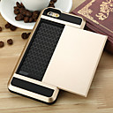 Buy Luxury Slim Hybrid Credit Card Pocket Wallet Pouch Phone case iPhone 6/6S Plus (Assorted Colors)