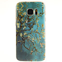 Buy Samsung Galaxy S7 Edge Pattern Case Back Cover Tree TPU edge / S6 plus