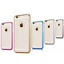 Buy iPhone 6 Case / Plus Plating Back Cover Solid Color Soft TPU 6s Plus/6 6s/6