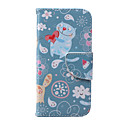 Buy Cat Pattern PU Leather Material Phone Case iPhone 5/5S/5C/6/6S/6Plus/6sPlus