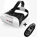 Buy Cardboard VR BOX Virtual Reality 3D Glasses 4.7-6.1 inch+ bluetooth controller iphone 6/6plus Samsung Galaxy S 6 5 4