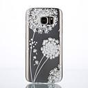 Buy Samsung Galaxy S7 Edge Pattern Case Back Cover Dandelion TPU Active / edge S6