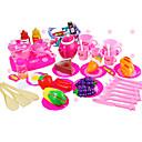 절단 과일 요리 54pcs는 / 야채 놀이 장난감을 설정 DIY 장난감 척