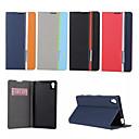 Buy Retro Fashion Deluxe Leather flip Wallet Stand Case Sony xperia T3/Z1mini/Z3mini/Z1/Z3/Z4/M2/M4/C4/E4