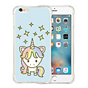 Buy Star Unicorn Soft Transparent Silicone Back Case iPhone 6/6S (Assorted Colors)