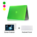 Buy Matte Plastic Full Body Case +TPU Keyboard Cover+ Screen Protector Macbook Air 11 inch/13 inch