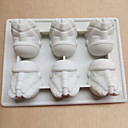 Buy Storm Trooper Ice Mold Silicone Cube Tray Chocolate Mould Pudding Jelly Kitchen Tools