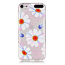 Buy Sun flower Pattern TPU Relief Back Cover Case iPod Touch 5/Touch 6