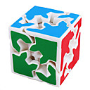 The Second Order Gear Profile Educational Toys Magic Cube(Random Color)