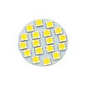 Faretti LED 18 SMD 5730 SENCART MR11 G4 8W Intensità regolabile 450-550 LM Bianco caldo / Luce fredda / Bianco 1 pezzo DC 12 V