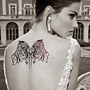 Buy Fashion Large Temporary Tattoos Sexy Body Art Waterproof Tattoo Stickers Butterfly