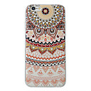 Soft TPU Case With 3D Printing Pattern For iPhone 6/ iPhone 6s/ iPhone 6 plus/ iPhone 6s plus Totem