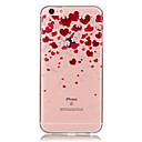 Buy iPhone 6 Case / Plus Transparent Pattern Back Cover Heart Soft TPU 6s Plus/6 6s/6