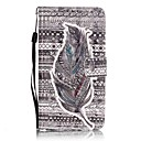 Buy EFORCASE® Tribal Feather 3D Painted Lanyard PU Phone Case Huawei P9lite