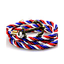 Buy Punk Fashion Men's Bracelet Bronze Anchor Alloy Chain Bracelets / Wrap Daily Christmas Gifts