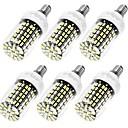 Buy YouOKLight High Luminous E27 E14 220V 108*SMD5733 LED Corn Bulb 10W Spotlight Lamp Candle Light