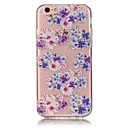 Buy Back Cover Ultra-thin / Embossed Pattern Flower TPU Soft Case Apple iPhone 6s Plus 6s/ SE/5s