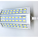 Buy R7S 118mm 48x 5730SMD 12W Warm White / Cool 1200LM 220°Beam Horizontal Plug Lights Dimmable Flood Light AC85-265V