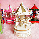 Buy Birthday Party Favors & Gifts-1Piece/Set Gifts Tag Wood Classic Theme Multi Color