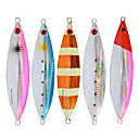 Buy Afishlure Metal Plate Lead Jig 40g Jigging Spoon Sea Baits Fishing Lure Boat