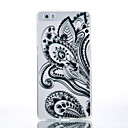 Buy TPU Material Black Half Flower Pattern Cellphone Case Huawei P9Lite/P9/P8Lite