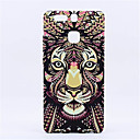 Buy Style Fluorescent Noctilucent 3D cute Cartoon Animal world Lion Phone Case Cover P9 Plus Mate8