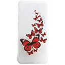 Buy Butterfly Pattern Material TPU Phone Case Sony Xperia E5 XA