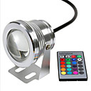 Buy RGB 10W Underwater Lamp Waterproof IP68 Safety Voltage 12V Colorful Lights