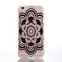 Buy TPU Material Black Mandala Pattern Soft Shell Phone iPhone 7 Plus/7/6s Plus / 6 Plus/6S/6/SE 5s/5/5C