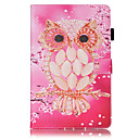 Buy PU Leather Material Owl Embossed attern Tablet Case Samsung Galaxy Tab T815 T715 T580 T560 T550 T377 T280 T230