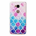 Buy Huawei Case Ultra-thin / Pattern Embossed Back Cover Geometric Soft TPU Y635 Honor 5X