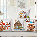 Buy 1PC Household Articles Back Cushion Novelty Originality Christmas Fashionable Single Pillow Case