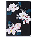 Buy Samsung Galaxy Tab T815 T715 PU Leather Material Black Lily Embossed Pattern Plate Sets T580 T560 T550 T377 T280 T350