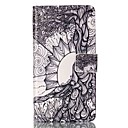 Buy Full Body Card Holder/ Flip Tree Life PU Leather Soft Case Cover Sony Xperia X Performance / M4 Aqua