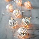 Buy Holiday Light LED Strip 20 Lamp Balls/Set String Wedding Party Fairy Lights Christmas Decoration
