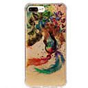 Buy Double IMD Case Back Cover Butterfly Wolf Dream Catcher Pattern Soft TPU Apple iPhone 7 Plus 6s 6 SE 5s 5