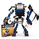 Buy Action Figures & Stuffed Animals / Building Blocks Gift Model Toy Warrior Robot ABS5 7 Years 8