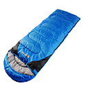 Buy Sleeping Bag Rectangular Single 10 Duck 1000g 230X100 Camping / Traveling IndoorWaterproof Rain-Proof Windproof