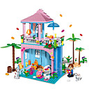 Buy Building Blocks / Dollhouse Gift Model & Toy House Architecture ABS5 7 Years 8 13 14