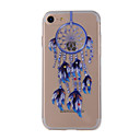 Buy iPhone 7 7plus 6S 6plus Case Cover Blue Dream Catcher Painted Pattern TPU Material Phone