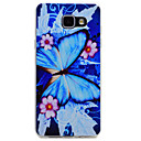 Buy Samsung Galaxy A510 A310 Butterfly Pattern TPU High Purity Translucent Soft Phone Case