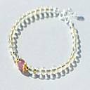 Buy Bracelet Strand Sterling Silver Love Birthstones Birthday Jewelry Gift Gold,1pc
