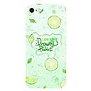 Buy Apple iPhone 7 7Plus 6S 6Plus Case Cover Lemon Pattern HD TPU Phone Shell Material