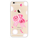 Buy Apple iPhone7 7 Plus 6S 6 SE 5S Case Cover Flower Pattern High Penetration Painted TPU Material Phone