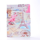 Buy iPhone iPad Pro 9.7'' 2 / 3 4 PU Leather Material Tower Pattern Painted Flat Protective Cover Air