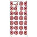 Buy Huawei P9 Pattern Case Back Cover Red Texture Soft TPU / Lite P8