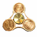Buy Fidget Spinner Toy Made Titanium Alloy Ceramic Bearing Spinning Time High-Speed EDC Focus
