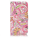 Buy Huawei P10 Lite P8 (2017) PU Leather Material Pepper Flowers Pattern Relief Phone Case Plus P9