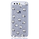 Buy Case Huawei P8 Lite (2017) P10 Cover Panda Pattern High Transparent TPU Material Anti-scratch Phone Plus